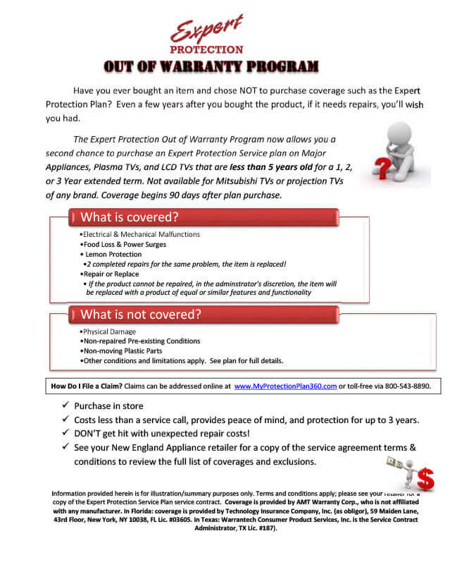 Out of Warranty Program